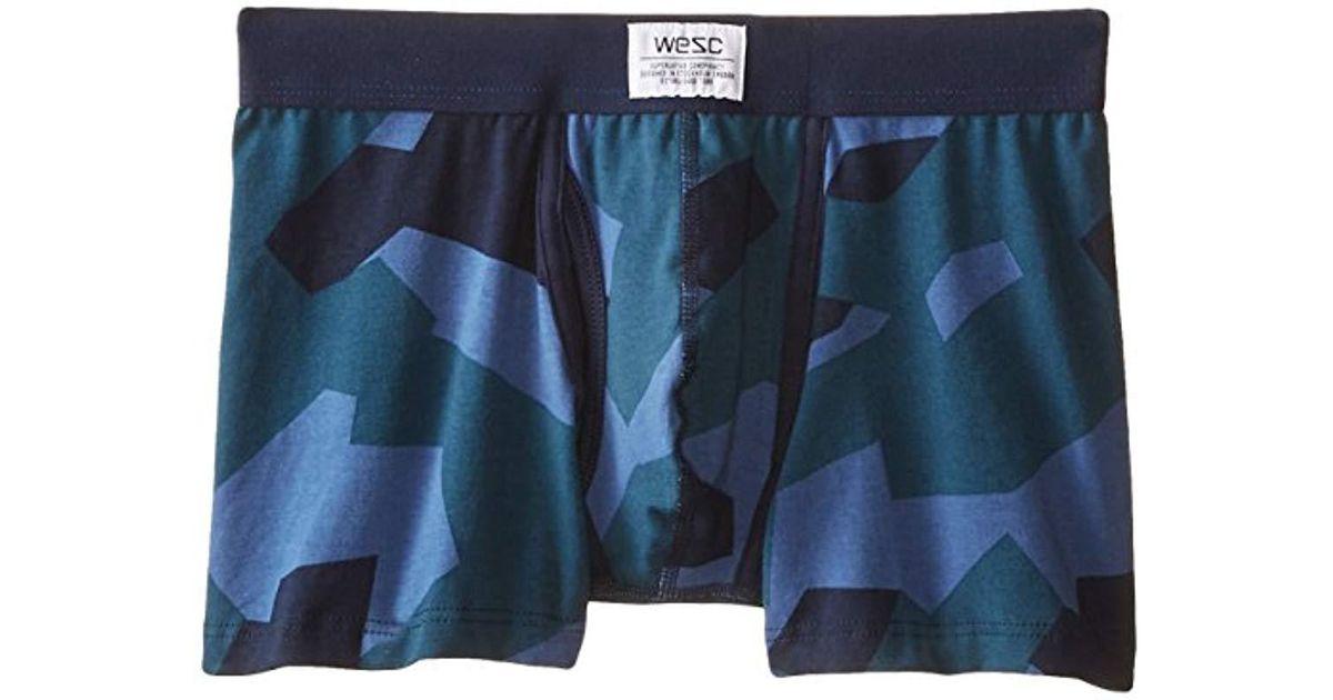 WeSC White Basic T-Shirt 2 Pack Underwear