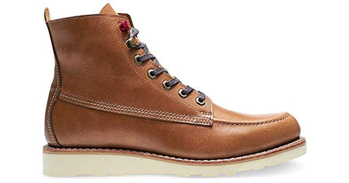 93ac37cb237 Lyst - Wolverine Louis Wedge Boot in Brown