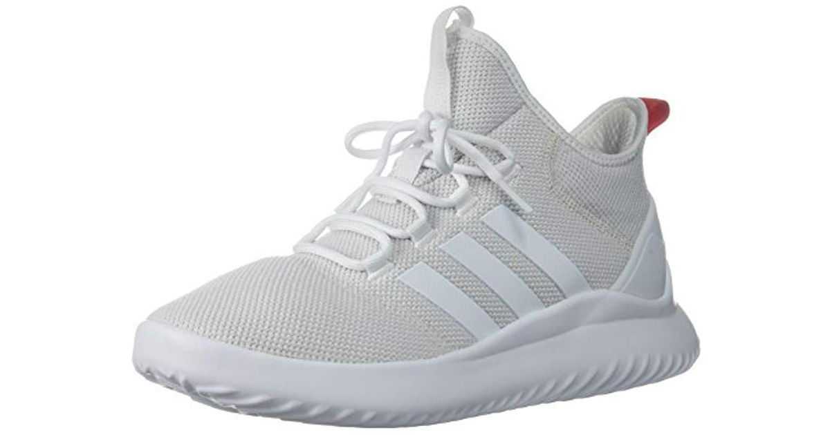 adidas Ultimate Bball in White for Men