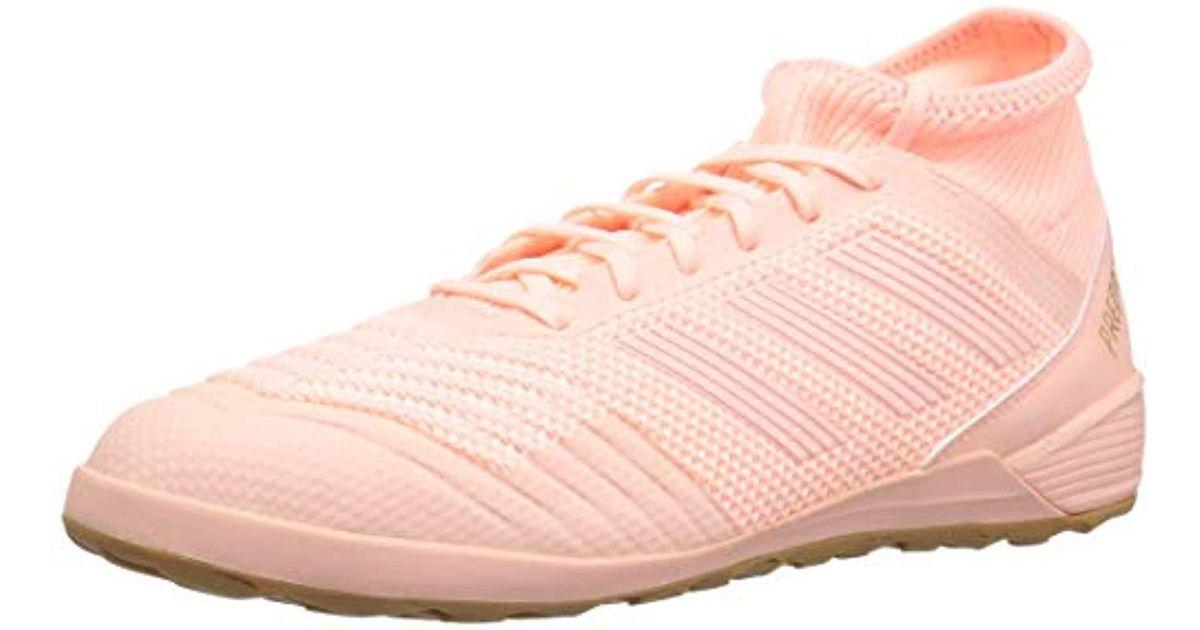 583bdfac3 adidas Predator Tango 18.3 Indoor Soccer Shoe in Orange for Men - Lyst