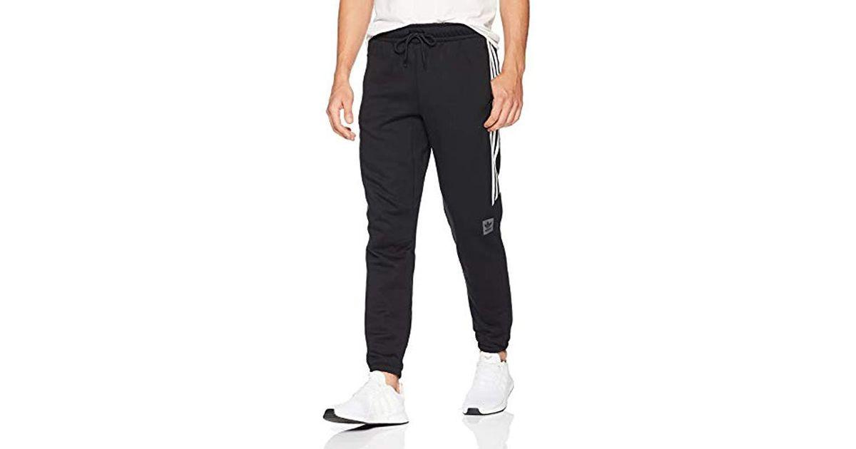 huge discount 10913 cdaf8 Lyst - adidas Originals Skateboarding Tech Sweatpants in Black for Men