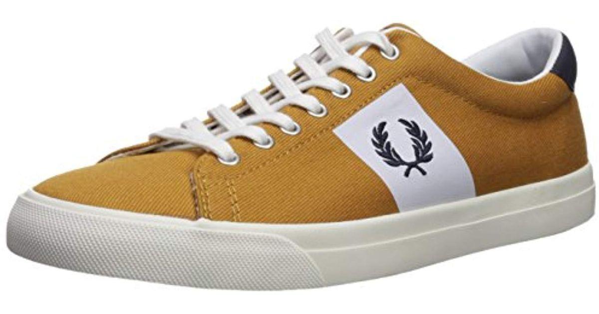 Underspin Plastisol Twill Sneaker