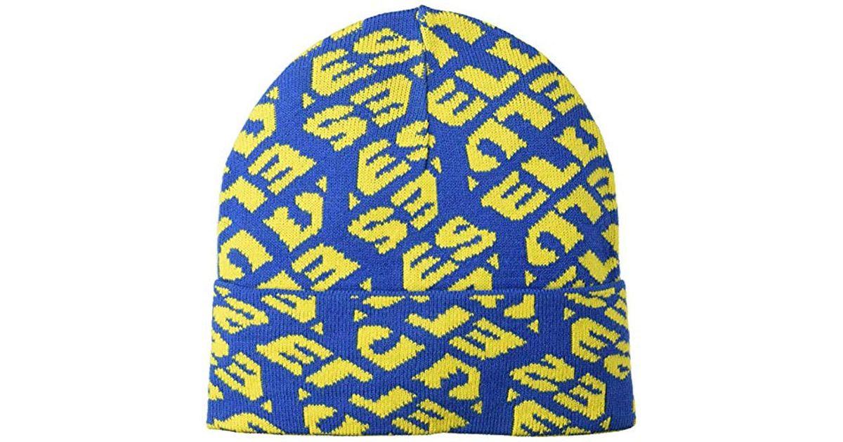 0e3afa8cb00 Lyst - DIESEL K-britt Cap in Blue for Men