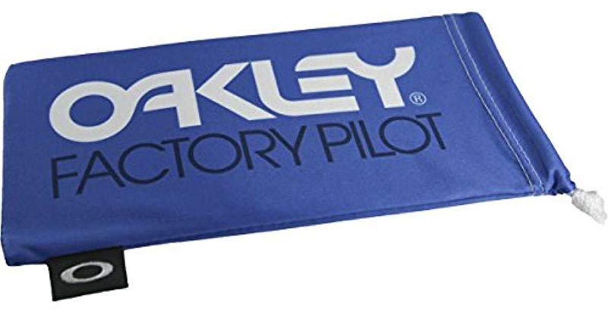 1e8cc65b7a6aa Lyst - Oakley Micro Bag in Blue for Men