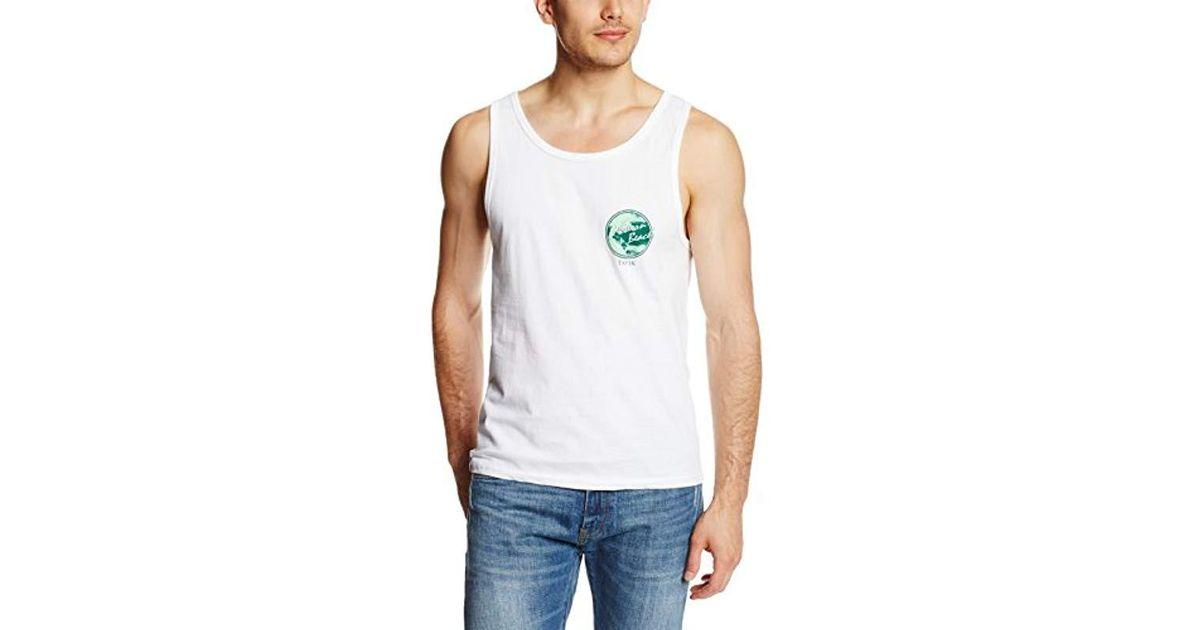 1cd1711615d895 Lyst - Tavik Modern Beach Tank Top in White for Men