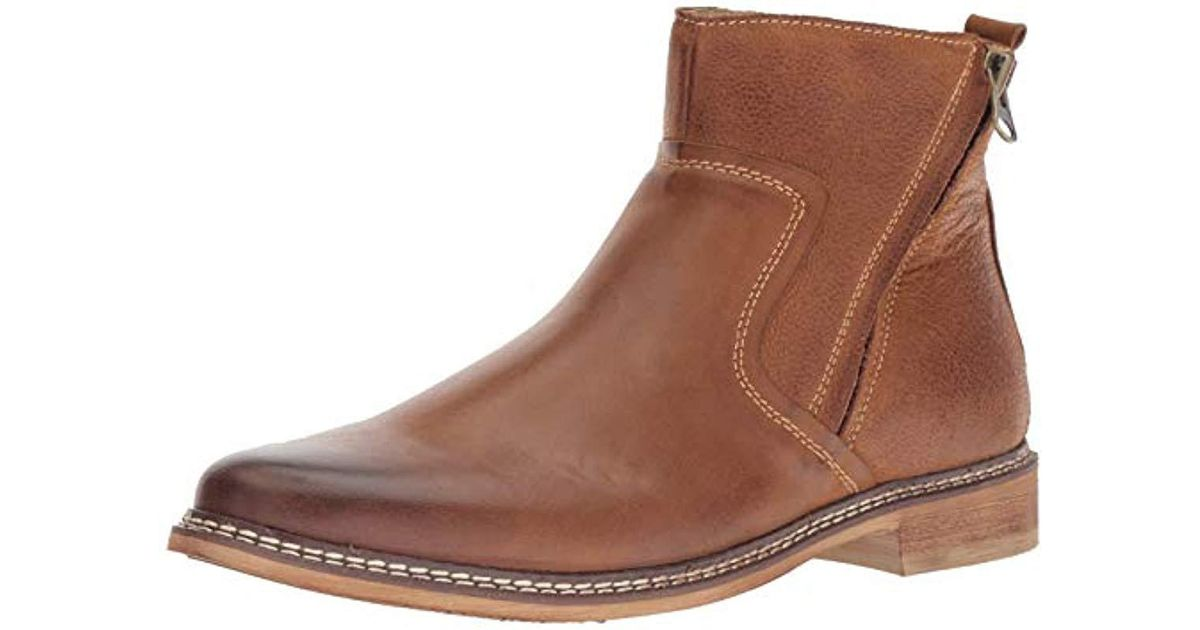 a499429c529 Lyst - Steve Madden Tackled Ankle Boot
