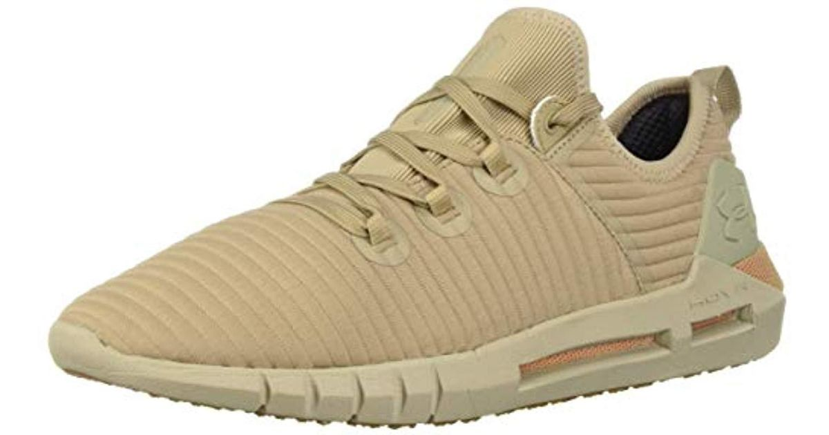37eaf8d0 Under Armour Natural Hovr Slk Ln Sneaker, City Khaki (200)/stone, 10 for men