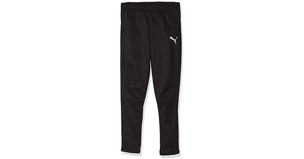 54b9658fe5a82 PUMA Black Liga Training Pants Jr for men