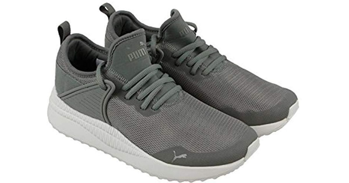 318a03539d6f3 PUMA Gray Pacer Next Cage Sneaker for men