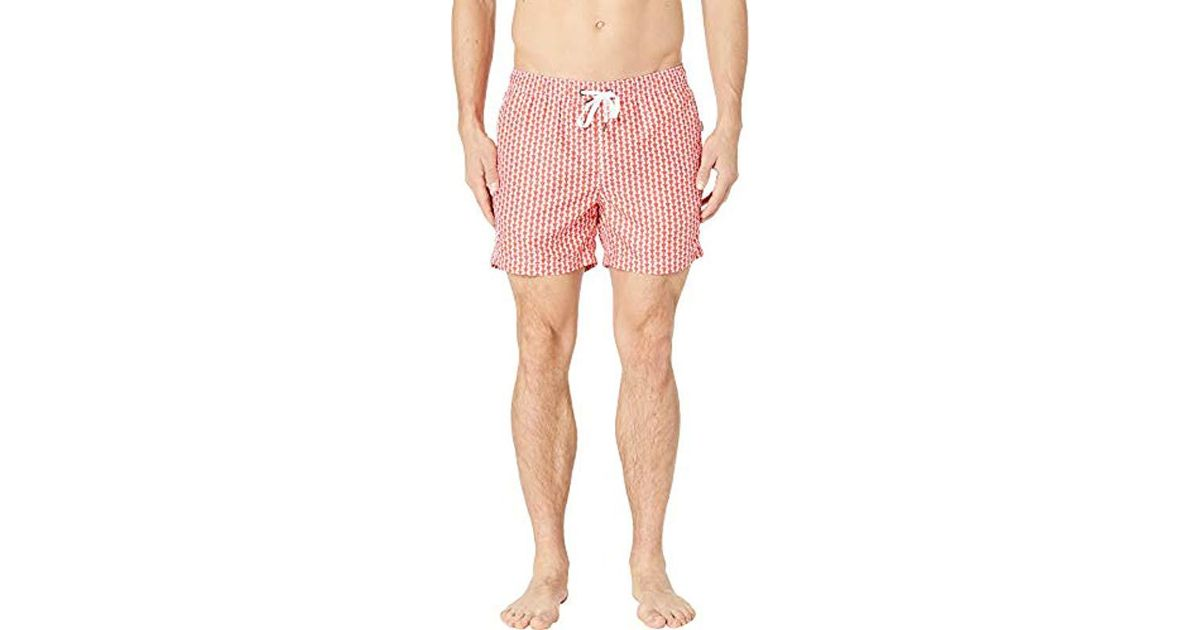 95d797e49b Onia Charles 5 Inch Solid Swim Trunk for Men - Lyst