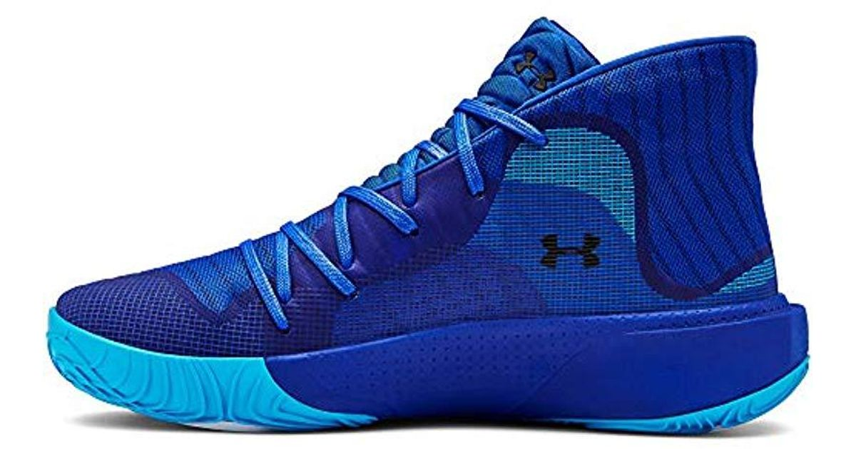 Under Armour Spawn Mid Basketball Shoe