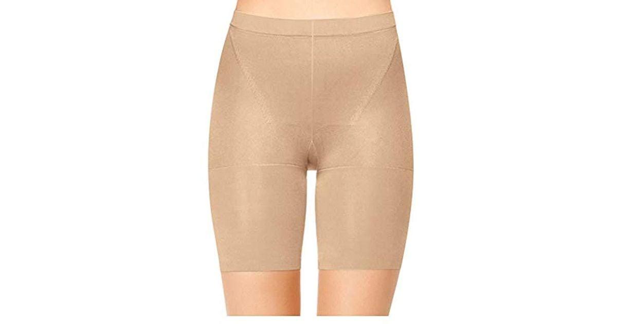 GCool Tech Patricia Lingerie Womens Anti-Bacterial Fabric Hi-Waist Shapewear Nude M