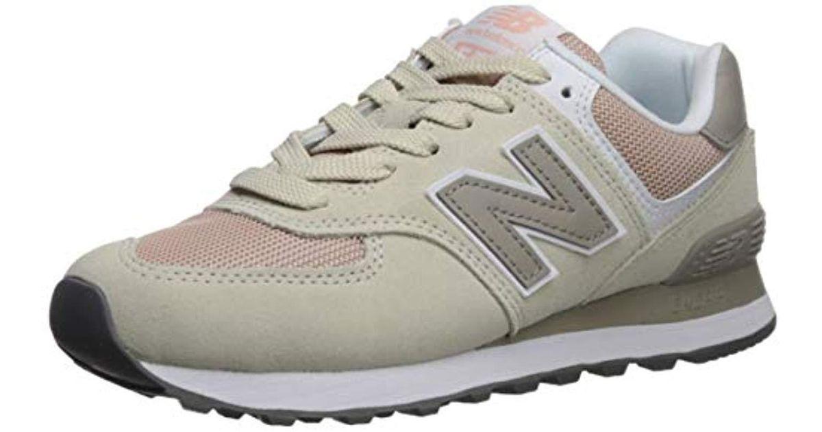 New Balance Multicolor Wl574wna Sneaker