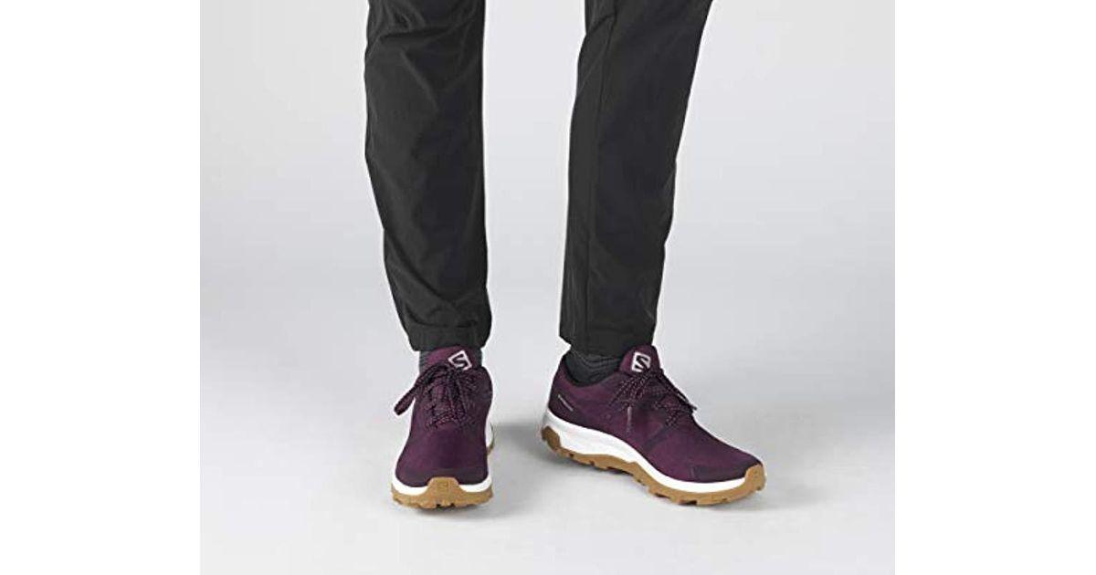 Yves Salomon Outbound Gtx Hiking Shoes