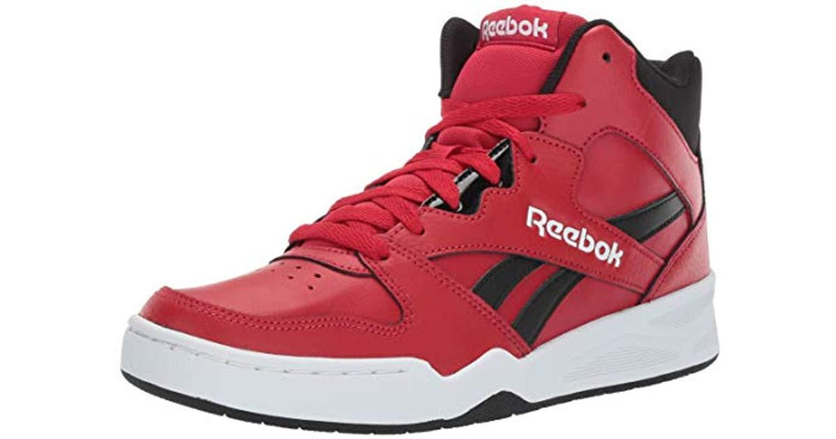 78a656d15c56 Lyst Reebok Royal Bb4500 Hi2 In Red For Men. Reebok Royal Bb4500 Low Black  White ...