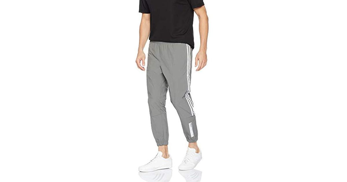 8fac7993e Lyst - adidas Originals Nmd Trackpants in Gray for Men
