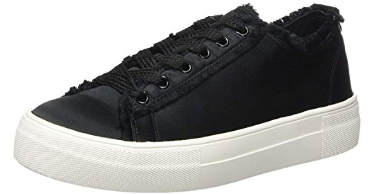 2f51659cc50 Steve Madden  s Greyla Low-top Sneakers in Black - Lyst