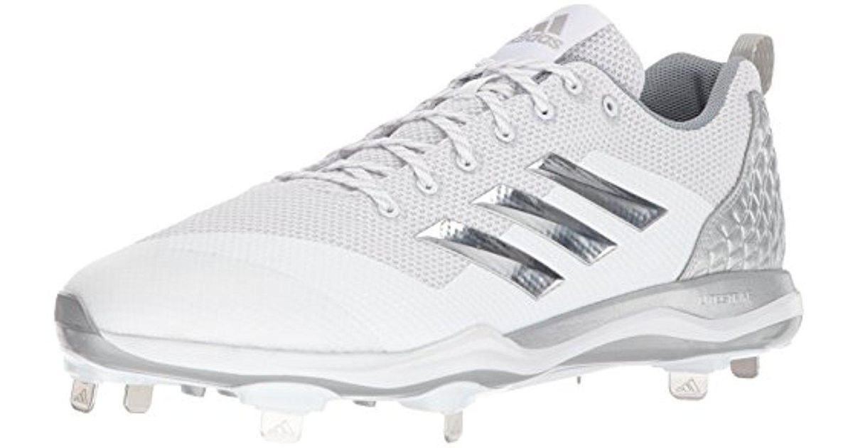 adidas S Poweralley 5 Metal Cleats in