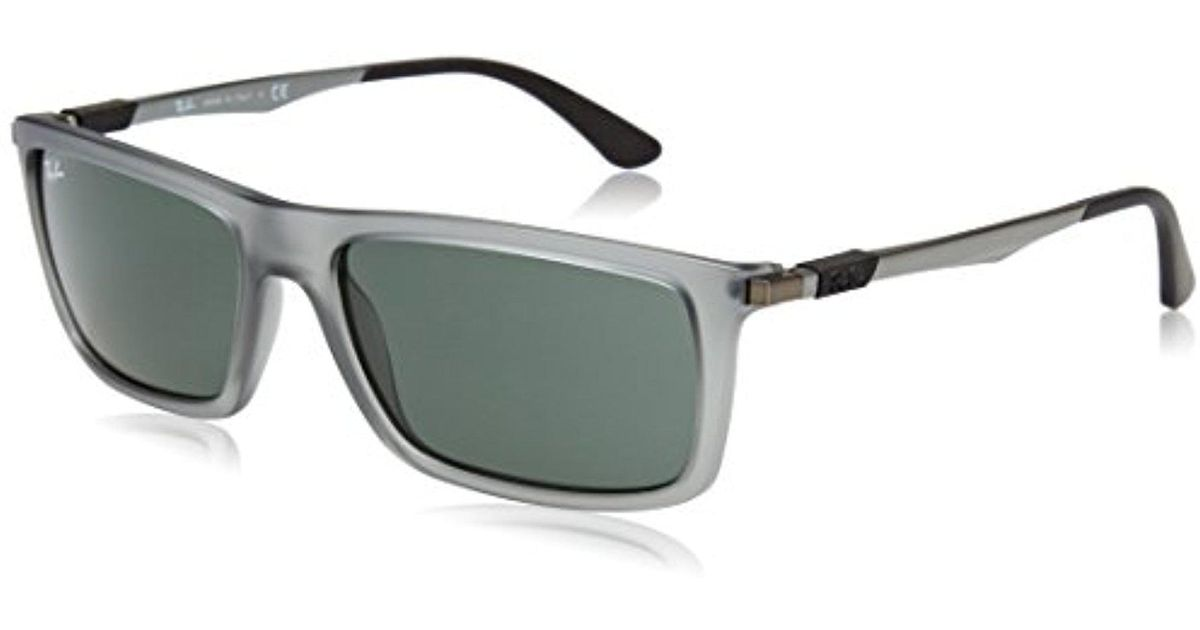 2503999987 Lyst - Ray-Ban Tech Rb 4214 Sunglasses in Gray for Men