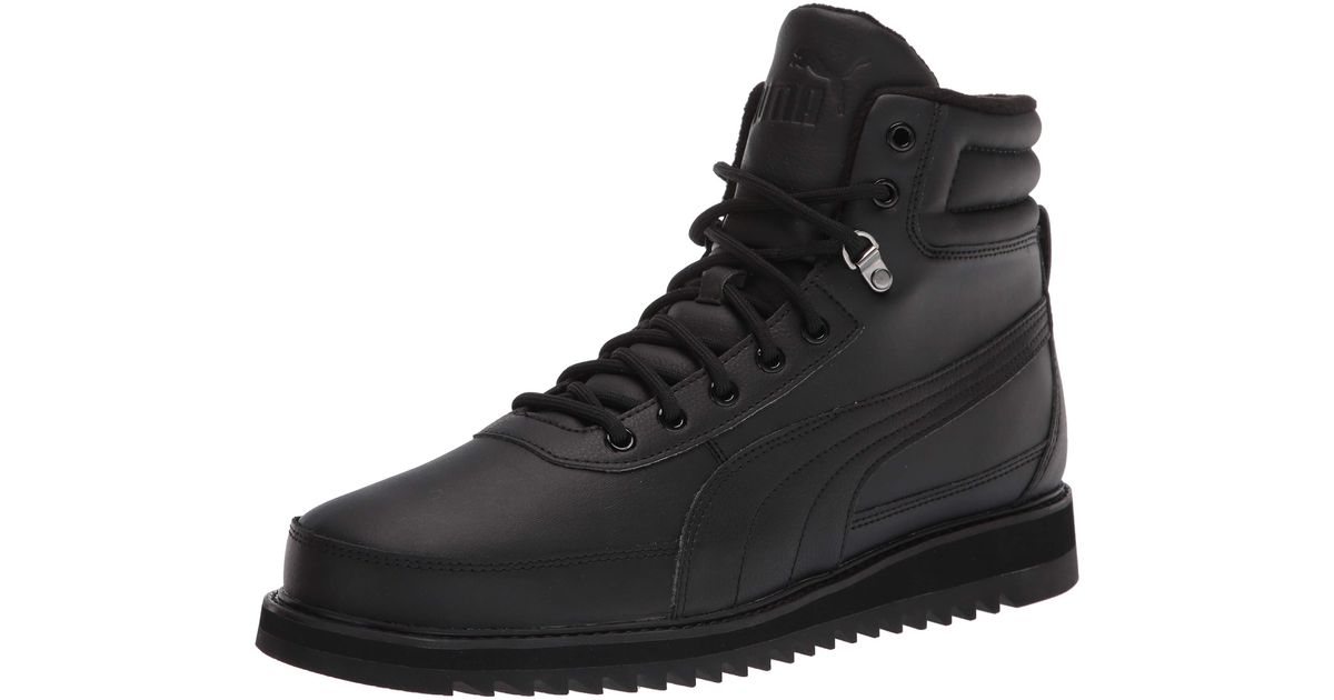 PUMA S Desierto V2 Shoes in Black for Men - Lyst