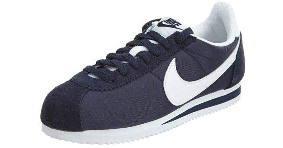 online retailer good quality design Chaussures de Running Entrainement Homme Nike Classic Cortez Nylon ...