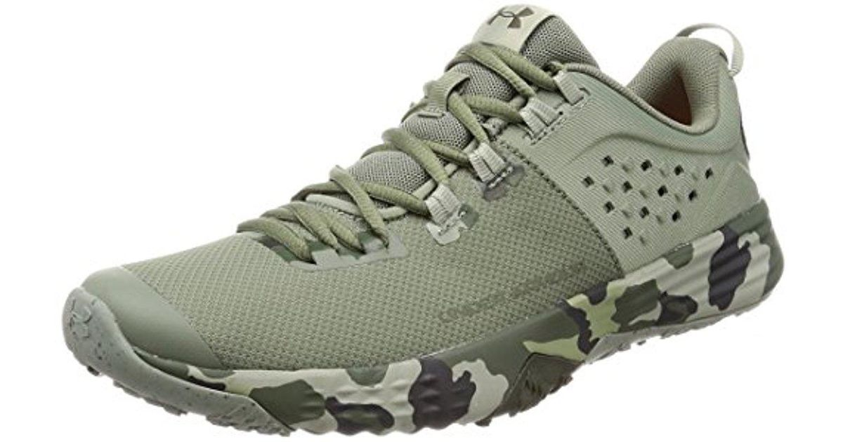 8517dbfc Under Armour Green Bam Trainer Valor Sneaker for men