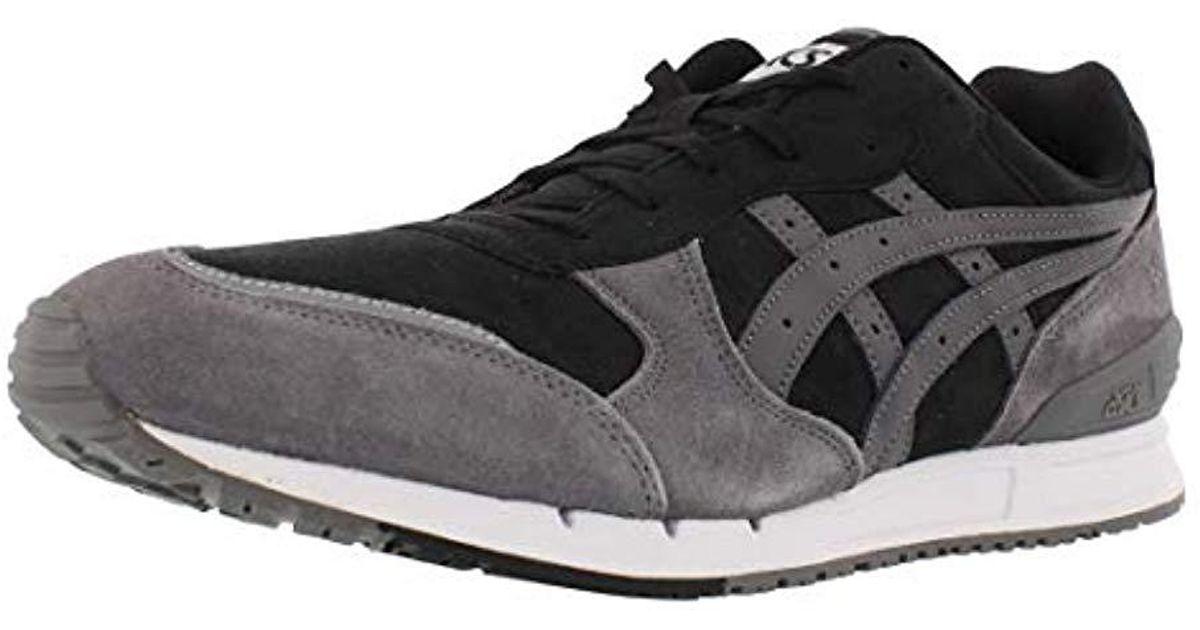 c324685e25ec Asics - Black Gel-classic Retro Running Sneaker - Lyst