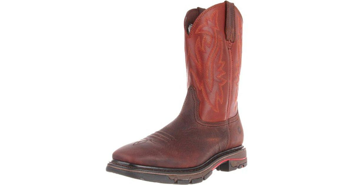 298a1ed8f47 Wolverine Multicolor W02784 Javelina Boot for men