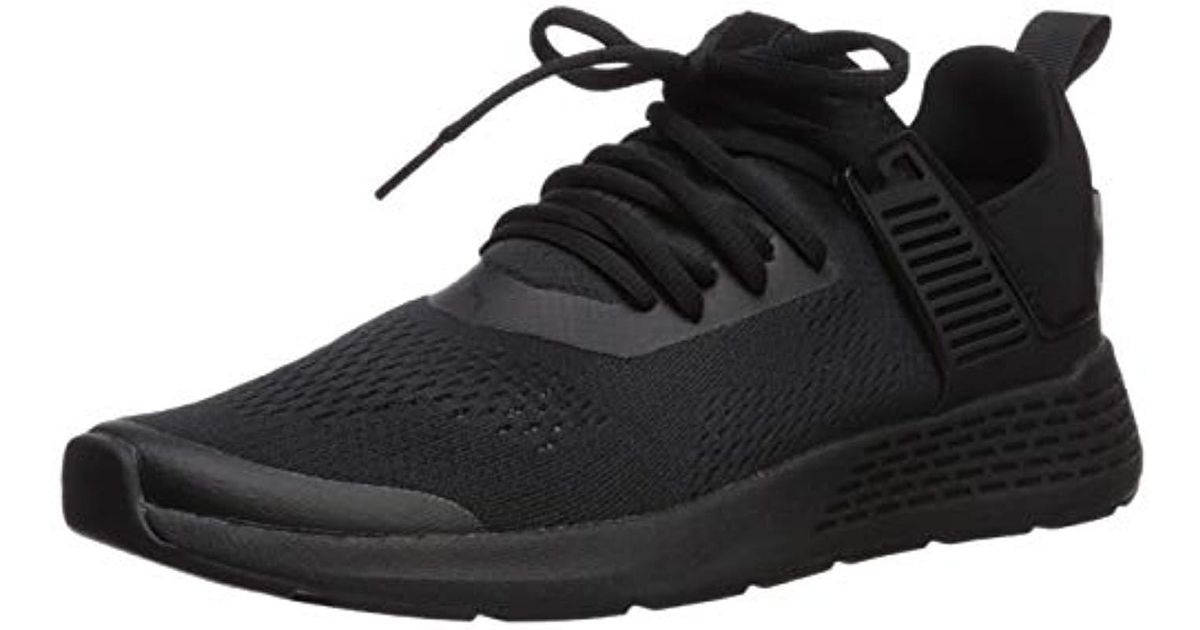 PUMA Rubber Insurge Eng Mesh Sneaker in