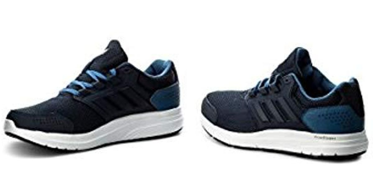 Adidas Blue Galaxy 4 M Running Shoes for men
