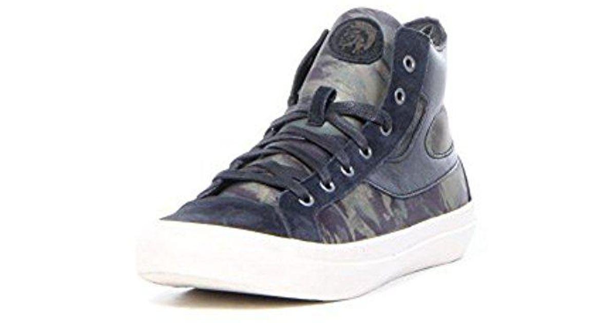 Diesel Mens S-Kwaartzz Fashion Sneaker