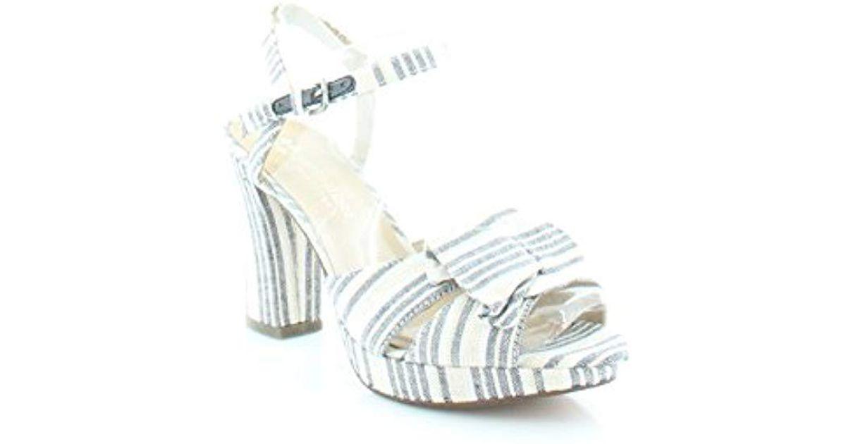 af047e1618b9 Lyst - Naturalizer Adelle Platform Dress Sandal