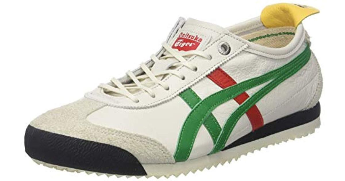 pretty nice 1d87d e4824 Asics Green Adults' Onitsuka Tiger Mexico 66 Sd Low-top Sneakers for men