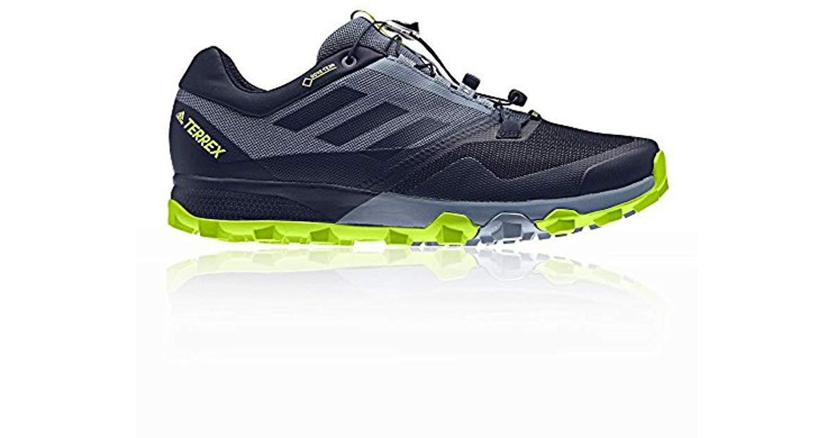 ever popular wholesale great quality Adidas Blue Terrex Trailmaker Gtx Trail Running Shoes for men