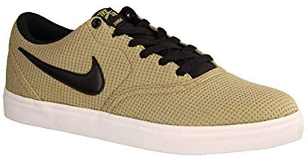 cozy fresh affordable price best supplier Nike Sb Check Solarsoft Canvas 843896-20 Low-top Sneakers in ...