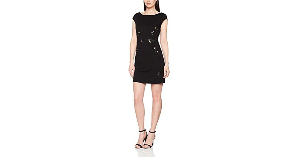 Vest Dress Desigual benedetto Dress benedetto Black Desigual Vest Black Vest Desigual Black A5RLq34j