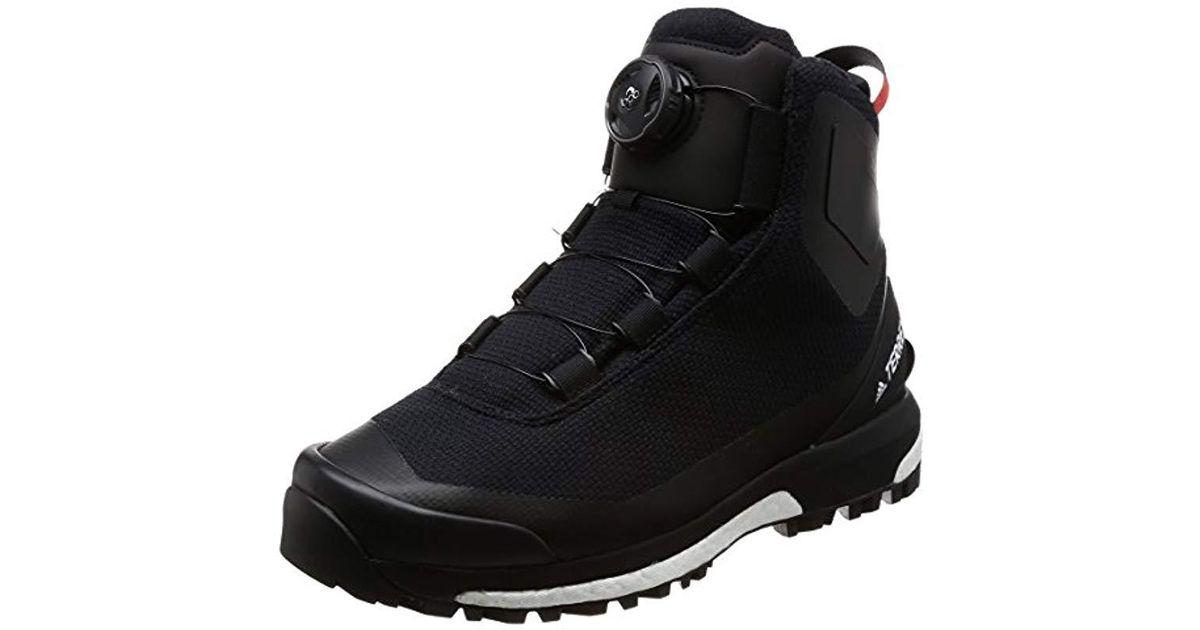 412e78d3e50 Adidas Black Terrex Conrax Boa Ch Cp High Rise Hiking Boots for men