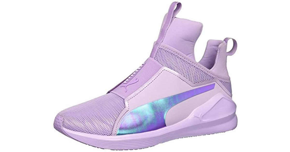 9f81e7846193 Lyst - PUMA Fierce Oceanaire Wn Sneaker in Purple - Save 10%