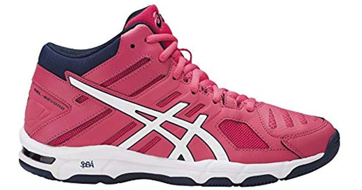Asics Mt Court Shoesb650n Gel Beyond 5 Pink Indoor oerxCBWEQd