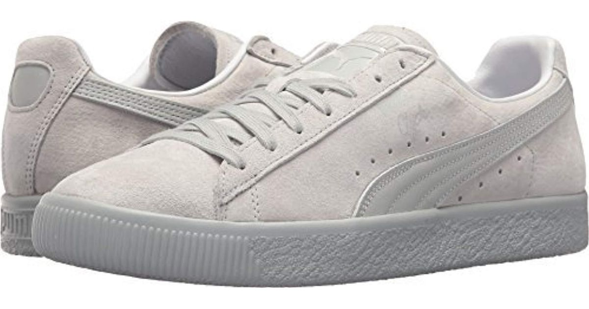 94dd815178c3 Lyst - PUMA Suede Classic Mid Sneaker in Gray for Men