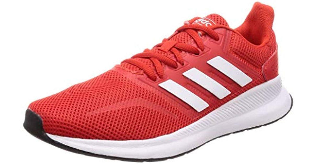 Unisex Trainers | Adidas Marathon 88 Shoes Power Red
