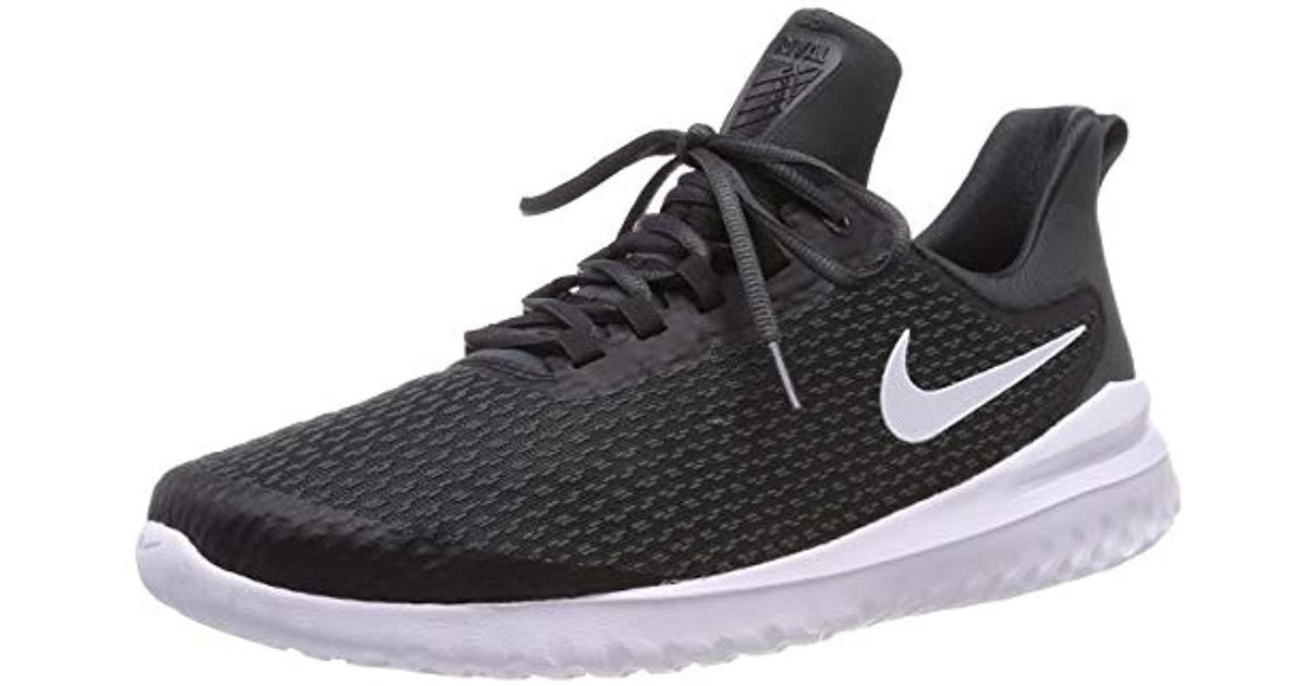 70afee07e69 Nike Renew Rival Low-top Sneakers in Black for Men - Lyst
