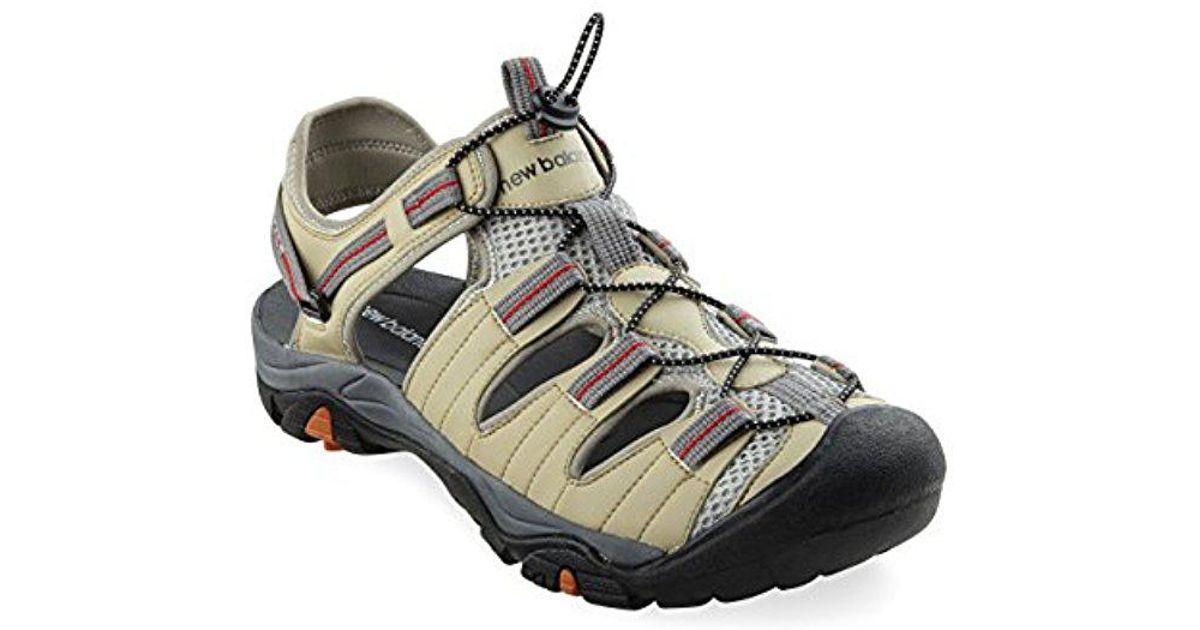 Appalachian Closed-toe Sandal