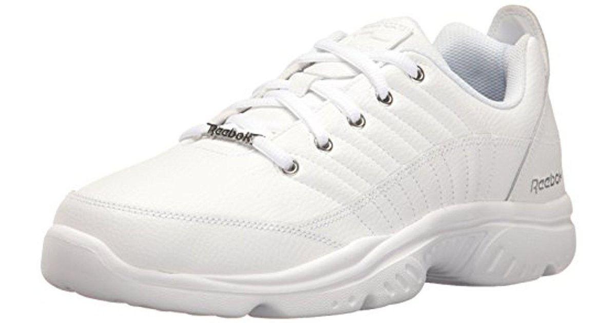 zawsze popularny nowe wydanie szczegóły dla Reebok White Royal Lumina Mt Xwd4e Fashion Sneaker for men
