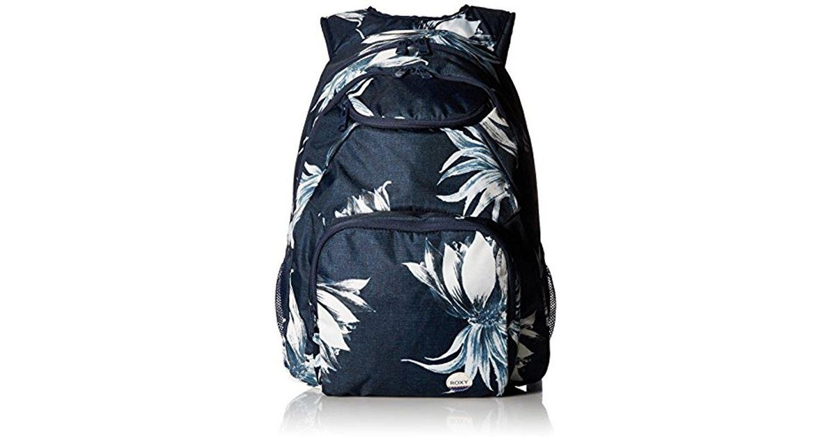 d2d0c9c0e2d Roxy Blue Shadow Swell Backpack