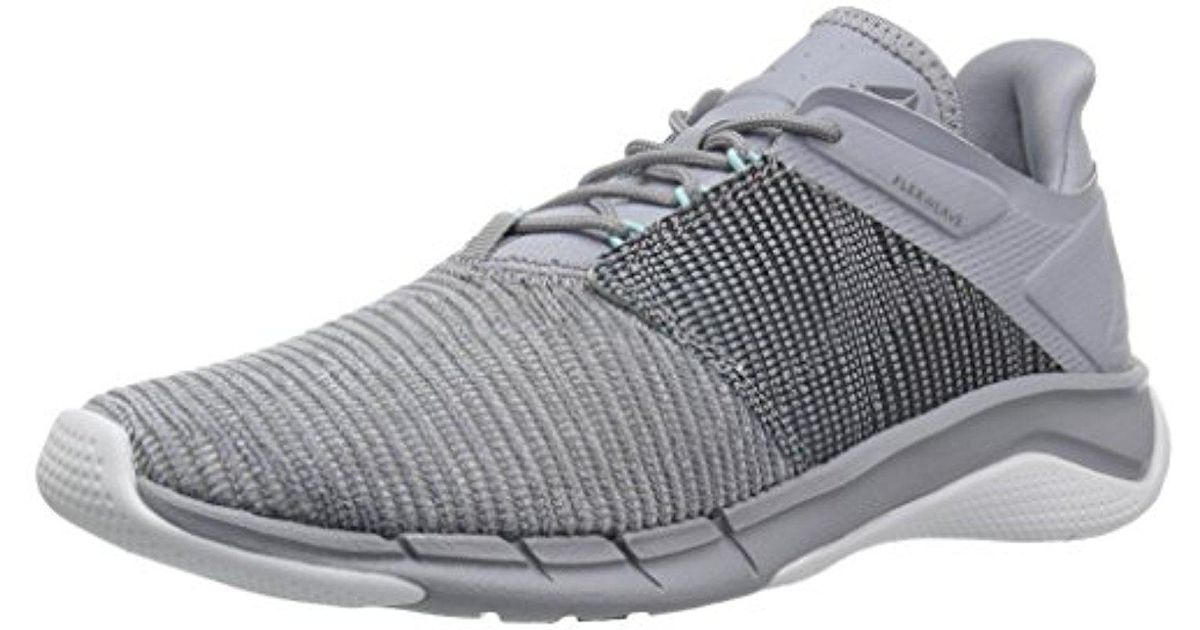 22659cb51 Lyst - Reebok Fast Flexweave Running Shoe