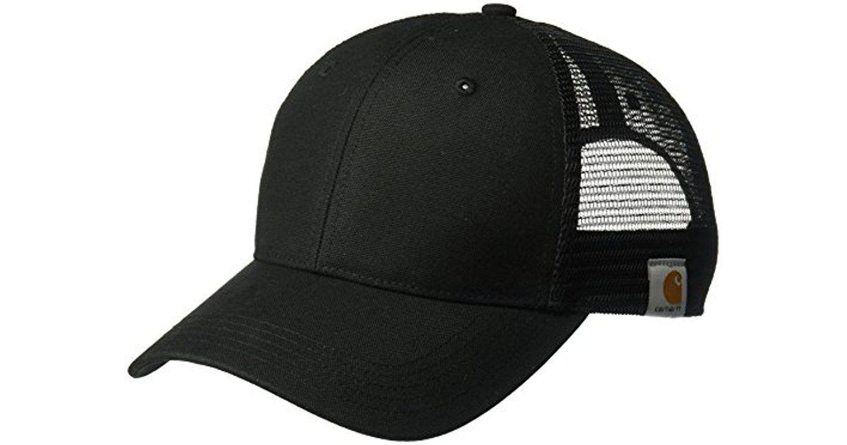 Lyst - Carhartt Rugged Professional Cap in Black for Men 2c09ecf19876
