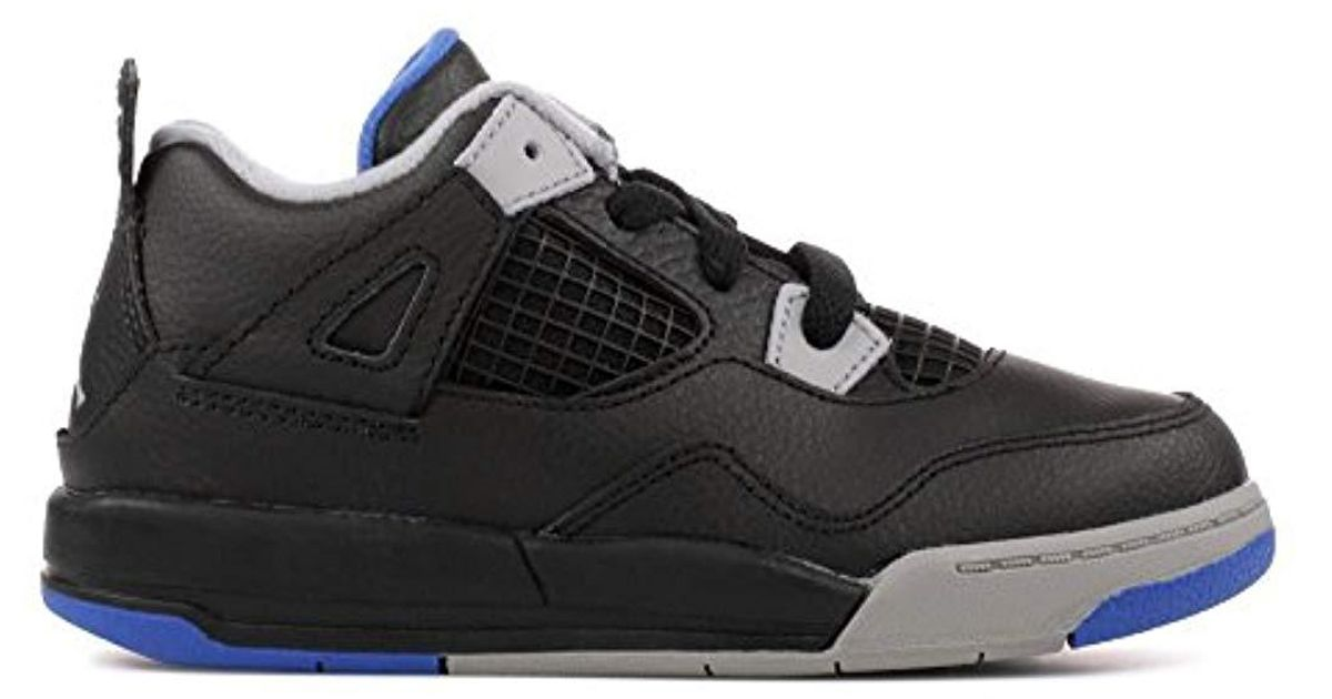 outlet on sale latest fashion sold worldwide Nike Jordan 4 Retro Bt 'alternate' in Black for Men - Lyst