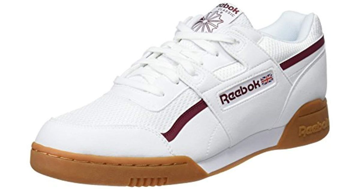 6e816c00f77bd Reebok Cm9928 Gymnastics Shoes in White for Men - Lyst