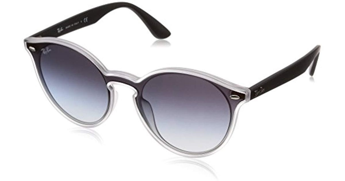 f48cd437ef Lyst - Ray-Ban Rb4380nf Sunglasses - Save 20%